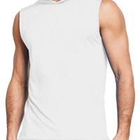 Amazon : Men's Workout Hooded Tank Tops Just $3.60 W/Code (Reg : $17.99)