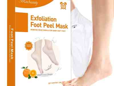 Amazon: Mixbeauty Foot Peel Mask -2 Pack, Just $6.79 (Reg $16.99) after code!