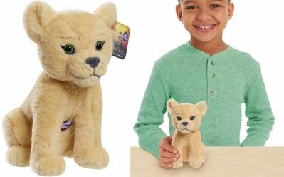 Amazon: Lion King Live Action Nala Plush Toy for ONLY $4.75