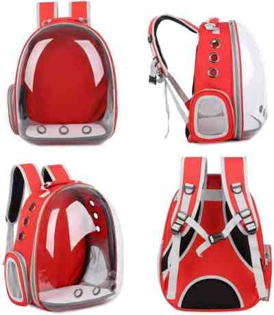 Amazon: XZKING Pet Backpack Carriers for $22.22