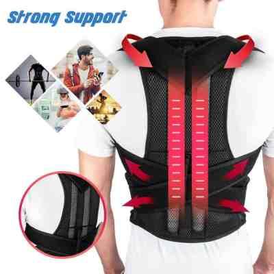 eBay: Adjustable Posture Corrector Brace Belt For $10.97 (Reg $15.97)