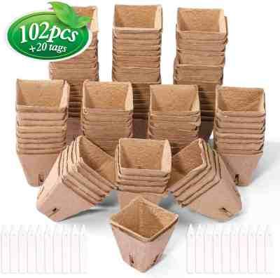 Amazon: WOHOUS Seed Starter Tray Kit Only $8.99