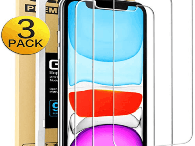 Amazon: 99% OFF on iPhone XR Screen Protector