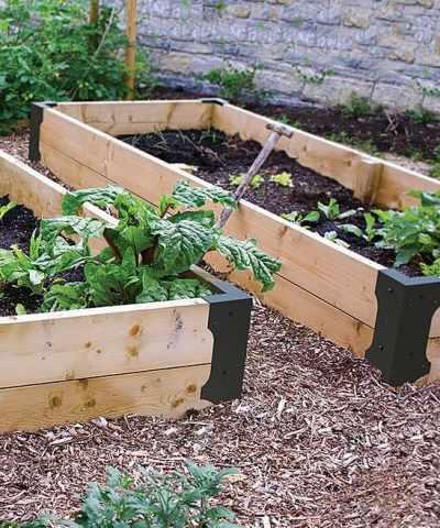 Zulily: Raised Garden Bracket - Set of Four $24.99 (Reg $29.99)
