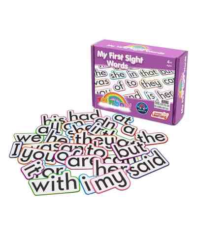 Zulily: My First Sight Words Magnets Only $7.99 (Reg $9.99)