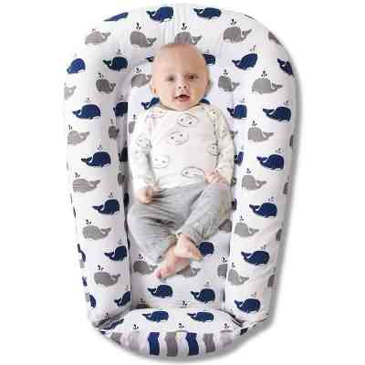 Amazon: Premium Co Newborn Lounger, Soft For $17.99 (Reg $40.3)