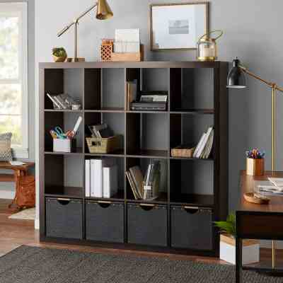 Walmart: Better Homes & Gardens 16-Cube Storage Organizer Only $129.00