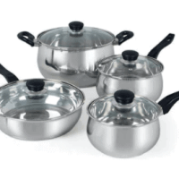 Belk Sale: Kitchen Cookware sets for $29!!(Reg. up to $100)