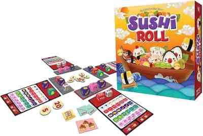 Amazon: Sushi Roll Dice Game Only $11.40 (Reg. $25)