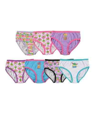 Zulily: The Mandalorian 7-Piece Underwear Set Now $9.78 (Reg $14.99)