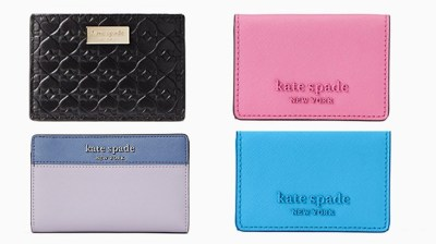 Kate Spade: Wallets & Wristlets Up To 75% Off + FREE Shipping – Starting at ONLY $19!