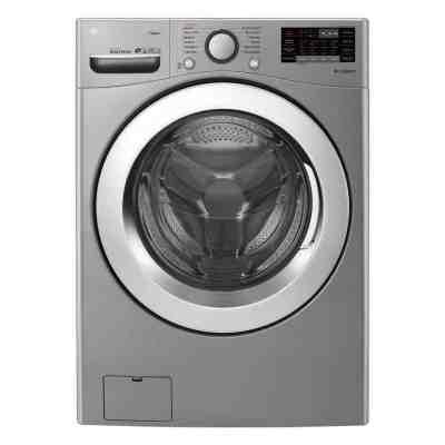 Home Depot: LG Electronics 4.5 cu.ft. Large Smart Front Load Washer for $698 (Reg $1,099)