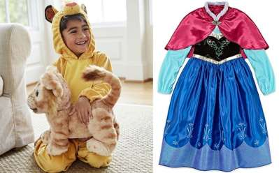 JCPenney: Disney Costume Sets Up to 60% OFF – From JUST $15.99 (Frozen, Incredibles, Toy Story)