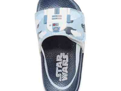 Walmart: Star Wars Toddler Boys R2D2 Slingback Sandals For $4 (Reg.$13) + Store Pickup.