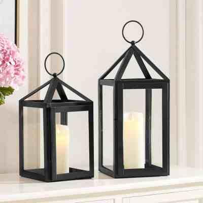 Home Depot: Metal Candle Hanging or Tabletop Lantern (Set of 2) ONLY $37.99 (Reg $79)