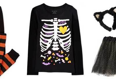 The Children's Place: Up to 70% OFF Halloween Styles for the Family + FREE Shipping
