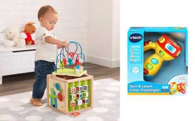 Walmart: Baby Learn & Play Sets From JUST $9.89 (Reg $15) – VTech, KidKraft, Little Tikes!