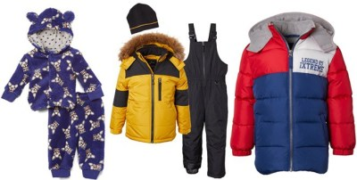 Zulily: Baby & Kids' Outerwear Up To 75% OFF – From ONLY $9.99 (Regularly $34)