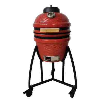 Home Depot: Lifesmart Kamado Charcoal Grill w/ Cover, Pizza Stone $269.00 (Was $700)