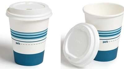 Staples: Perk Paper Cups w/ Lids 50-Pack JUST $4.99 + FREE Shipping (Reg $10)