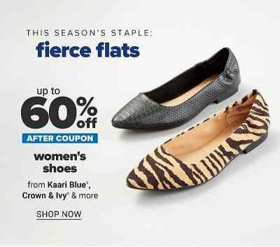 Belk: Save Up To 60% Off Women's Shoes