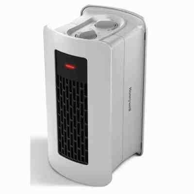 Wayfair: 1,500 Watt Electric Fan Compact Heater (Set of 2) For $39.35