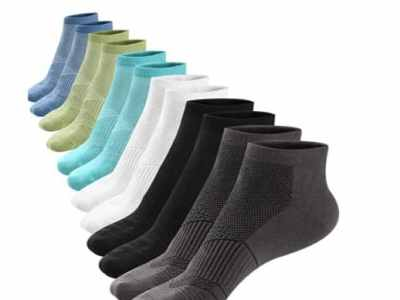 Amazon: 7 Pair Ankle Low Cut Mens Socks for $5.85 (Reg. Price $9.59)