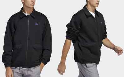 eBay: Adidas Utility Coaches Jacket JUST $24.74 (Regularly $80) + FREE Shipping