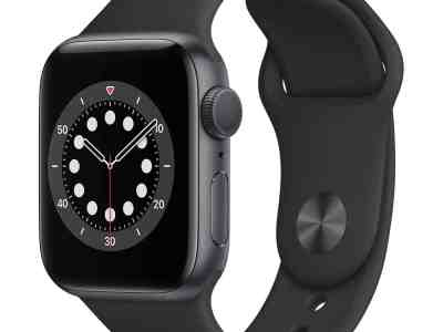 Sam's Club:Apple Watch Series 6 40MM GPS (Choose Color) $374.98 + Free shipping Reg.$398.98