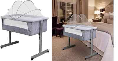 Amazon: Baby Crib Bedside Sleeper Just $95 ($190) Shipped