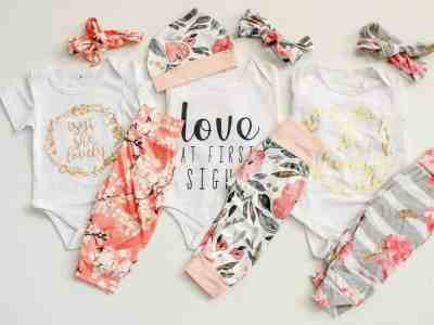 JANE: BABY Girl Outfits For $13.99 At Reg.$24.99