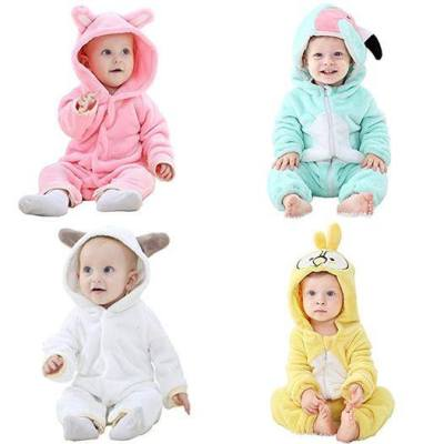 Amazon: Baby Girls Boys Romper Bear Style Jumpsuit Autumn & Winter Cosplay Clothes, Just $9.79-13.29 (Reg $16.99 - $28.75) after coupon!