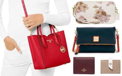 Belk: Dooney & Bourke, Coach, and Michael Kors Bags Up to 50% OFF – Starting at ONLY $61!