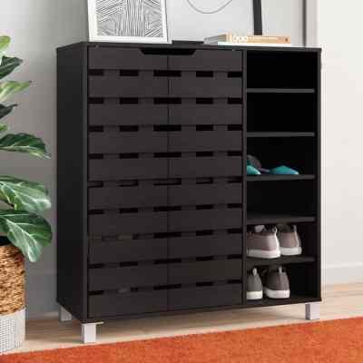 WAYFAIR: Belote 24 Pair Shoe Storage Cabinet For $149.99 At Reg.$220.00