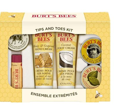 Amazon: Burt's Bees Tips and Toes Kit Gift Set for $8.91 (Reg. Price $12.99)