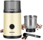 Amazon: REDMOND Coffee Grinder with Stainless Steel Blade for 12+