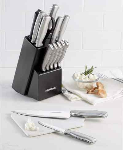Macy's: Farberware 15-Pc. Cutlery Set $24.99 (Reg $69.99)