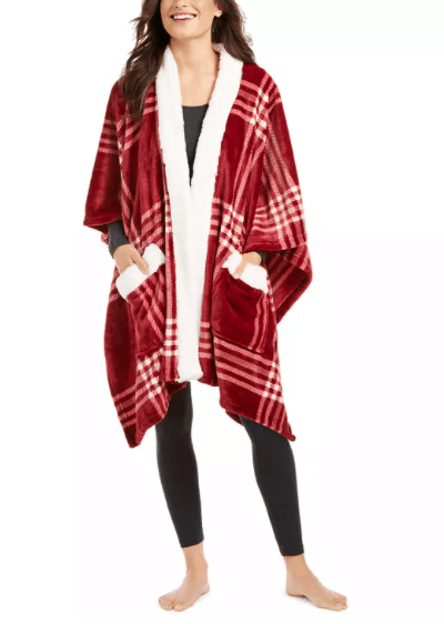 Macy's: Charter Club Cozy Plush Wrap 50″ x 70″ Throw for $20.99 + Free Store Pickup! (Reg. Price $50.00)w code