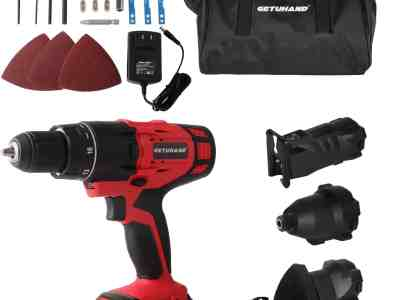 Amazon: Cordless Tools Combo Kit with Case for $44.99 (Reg.Price $89.99) after code!