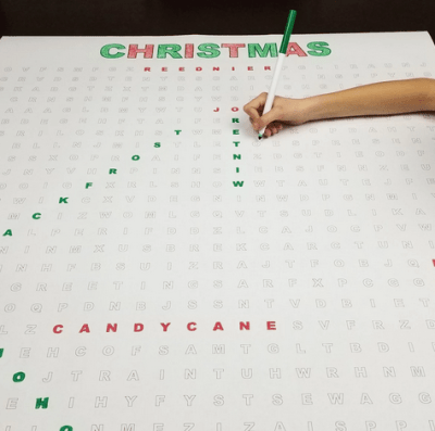 JANE: Giant Holiday Word Search/Crossword Puzzles only $8.99 + shipping!