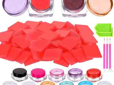 Amazon: Diamond Painting Accessories, 100PCS for $5.99