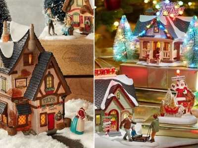 Zulily: Department 56 Festive Pieces Starting From ONLY $6.99 – So Many Choices!