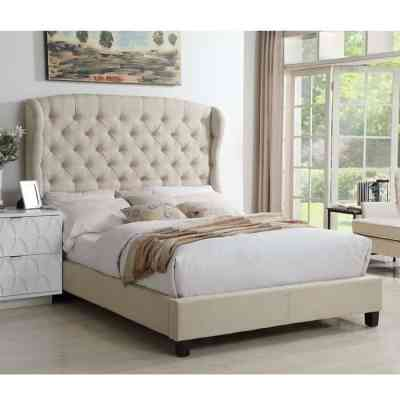 WAYFAIR: Feliciti Upholstered Standard Bed For $225.74 At Reg.$272.99