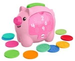 Walmart: Fisher-Price Laugh & Learn Count & Rumble Piggy Bank for $14.92 (Reg $19.88)