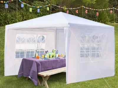 Walmart: Outdoor Patio Gazebo Tents, 10' x 10' for $56.99 (Reg $106.99)