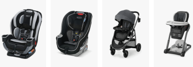 Amazon: Up to 40% Off Graco Baby Products