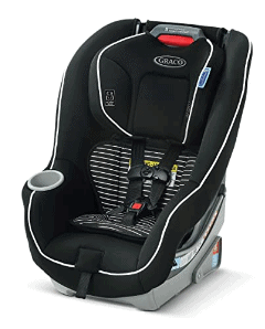 Amazon: Graco Convertible Car Seat Only $88 + FREE Shipping (Reg $140) – Today Only!