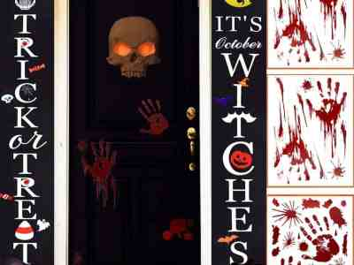 Amazon: Aivanart Halloween Decorations Outdoor Porch for $4.80