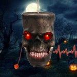 Amazon: Halloween Decorations Hanging Skull for $5.45