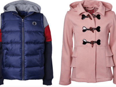 Zulily: Kid's Jackets just $12.99!
